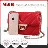 Shenzhen-Lieferanten-bewegliche Metallkette PU-lederne Dame-Handtasche