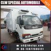 Isuzu Mico Größe gekühlter Box Van Truck Kühlgerät-LKW