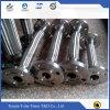 Edelstahl-umsponnener flexibles Metalschlauch mit sich hin- und herbewegenden Flanschen