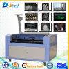 Máquina de grabado del laser del CO2 del grabador del laser del CNC para el vidrio