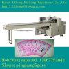 Xzb-350A 고속 베개 유형 자동적인 일체 성형 젖은 조직 포장 기계