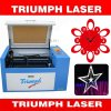 Minilaser-Maschinen-Preis für das Ausschnitt-Gravieren acrylsauer/Leder-/Papier-/Tuch-kleinen Laserengraver-Preis