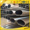 barre d'aluminium de panneau de frontière de sécurité de l'alliage 6063t5 d'aluminium