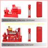 Feuer-Dieselpumpen-Motor-Laufwerk-einzelnes Stadium, multi Stadium, einzelnes Stadiums-geöffnete doppelte Absaugung-Feuerbekämpfung-Wasser-Pumpen-/Diesel-Feuer-Pumpe mit Jockey-Pumpe