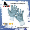 13G完全なギャリーのニトリルのスムーズな上塗を施してある手袋