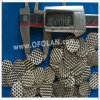 Proteção Titanium catódica do engranzamento do ânodo para o sistema refrigerando do Seawater