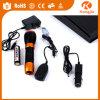 고성능 3W 200 Lm LED 토치 재충전용 18650 플래쉬 등