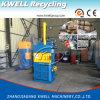HDPE Plastikflaschen-Ballenpreßmaschine