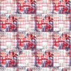 Polyester 100% gedrucktes Satin-Gewebe (PFF-048)
