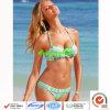 Klassischer Frauen-Bikini Swimwears reizvolle Dreieck-Oberseite