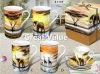 コーヒーのための一義的なギフトの磁器のコーヒー・マグ