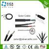 Hotsale schwarzes Solarspannungs-elektrisches kabel 2017