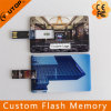 Hotel-kundenspezifischer fördernder Geschenk-Karte USB-Flash-Speicher (YT-3101)