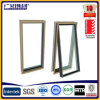 Guichet en aluminium de tente de double vitrage de bonne qualité/guichet en aluminium