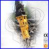 Martillo hidráulico de los cortacircuítos Sb81 para el excavador de 20 toneladas