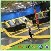 Gimnasia Suave Salto Trampolín Parque de Deportes