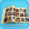 Fábrica de la impresión del folleto del librete del catálogo de la buena calidad