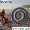 Chambre à air de moto de caoutchouc normal et butylique (2.50-16)
