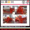 Separador magnético permanente para o minério pela máquina de mineração molhada do método