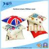 Cassa di tela del cuscino del cotone di sublimazione