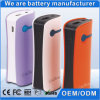4000mAh Portable 18650 Battery Power Banks met LED Light