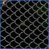 Rete metallica residenziale galvanizzata di collegamento Chain della rete fissa