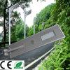 80W Easy Install Integrated Solar Street Light All nel giardino Light di Un Solar per Outside