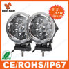 Hete Verkoop! 45W LED Work Light Offroad LED Driving Light 4X4 LED Headlight 45W LED Roof Light voor Cars ATV SUV Boat