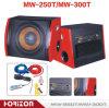 Sub коробка Woofer 10, канал 2.1 (MW-250T) (MW-300T)