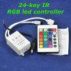 DC12-24V 24key Remote IR Controller für RGB LED Strip