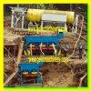 Impianto di lavaggio rotativo del crivello a tamburo della lavatrice di pietra della ghiaia per la miniera di oro dell'argilla