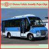 Sale를 위한 Ckz6650d 25 Seats 나이지리아 Mini School Bus