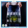 Shirt-kaufende Plastiktasche! Preiswertes Preis-Drucken-Firmenzeichen-Shirt-kaufende Plastiktasche für das Verpacken der Lebensmittel