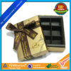 Chocolate de lujo Packaging Box con Insert