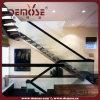 La escalera de madera de acero (DMS-4011)