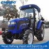 China gebruikte 60HP 4WD wijd de Machines van Landbouwtrekkers/van het Landbouwbedrijf