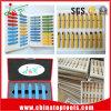 Conjuntos de herramientas cubiertos con bronce carburo del torno de la calidad superior