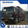 Camion à benne basculante de Sinotruk HOWO 6X4 avec la grue de XCMG 10t