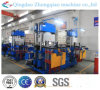 Doppeltes Station-Gummivakuumvulkanisierenmaschine