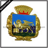 Pin de 3D Enamel Award Metal Lapel com Custom Logo (BYH-10705)