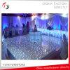 Plancher blanc carré de polissage Wedding de danse de finissage (DF-6)