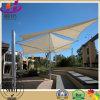 Tissu populaire d'ombre de Sun de HDPE de la Chine pour le stationnement de voiture