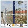 中国の製造業者PVC粉は鋼鉄によって溶接された金網の塀に塗った