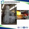 10-500kgs/Time medizinischer überschüssiger Verbrennungsofen, Feststoff-Verbrennungsofen, Führung des Video-3D
