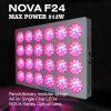 L'usine DEL du nova F24 élèvent les lumières