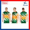 Healong a personnalisé le rugby Jersey de sublimation avec la qualité