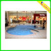 Effect 깜짝 놀라게 하는 3D Waterproof Vinyl 각자 Adhesive Floor Wall Sticker