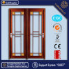 Portas francesas exteriores vitrificadas dobro de portas deslizantes-- (632)