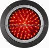 lámpara de cola redonda de la parada de 4  LED para el acoplado del carro