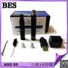 LCD 디스플레이를 가진 최신 Sale Dry Herb Pen Vaporizer Ago E CIGS